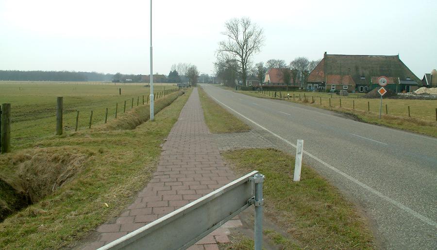 Fietspad Sondel 2003