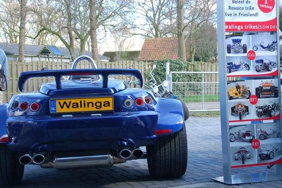 Walinga Trikes Sondel