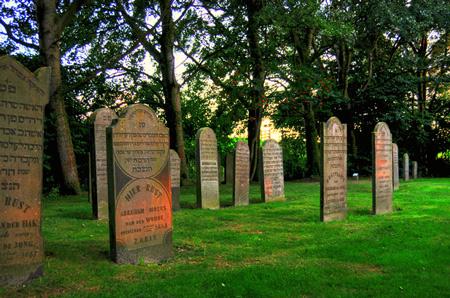 Tacozijl Joodsbegraafplaats