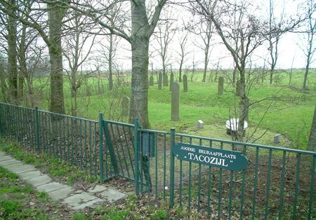 Tacozijl Joods begraafplaats