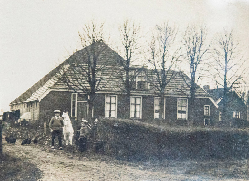Boerderij Osinga 1929